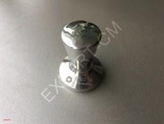 Темпер EXPERT-CM (полированный алюминий) Ø57мм