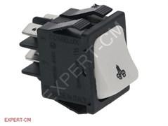 Выключатель (кнопка) двухполюсный ПАР MARZOCCO 16А 250В