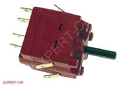 Переключатель пакетный 3х поз. 6-полюсный 250В 16А 4RH