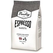 Кофе в зернах Paulig Barista (Паулиг Бариста) 1кг, вакуумная упа