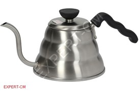 Чайник металлический Буоно Hario VKB-100HSV