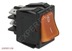 Эл.включатель V5 (оранжевый) 30х22мм 250В 16А