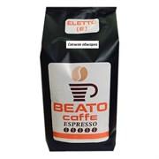 """Кофе в зернах Beato Eletto (Е), """"Эфиопия"""", СВЕЖАЯ ОБЖАРКА (1кг), вакуумная упаковка"""