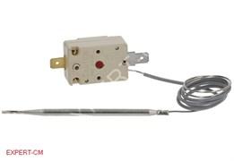 Термостат 177⁰С, однофазный, датчик Ø4мм L91мм