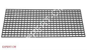 Решетка подогрева чашек черная (гриль) 390 x 215 мм
