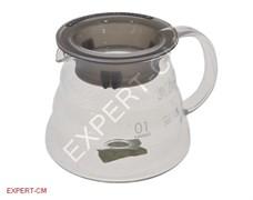 Кофейник (чайник) стекло HARIO XGS-36TB 360 мл.***