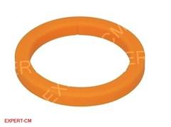 Кольцо уплотнительное группы из термостойкого силикона d73х57мм h8мм