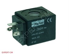 Катушка солен.клапана PARKER ZB09 24В, 9Вт, Ø14мм