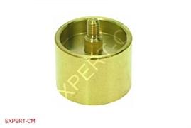 Поршень крана CMA/WEGA (латунь) d17,6 мм L16 мм