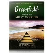 Чай в пирамидках Greenfield Milky Oolong 20шт в упаковке