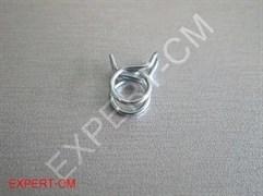 Зажим (хомут) для шланга пружинный 7,0-7,5 мм
