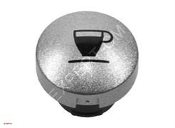 Кнопка эспрессо в серебре матовая для Jura Impressa X7