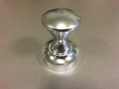 Темпер для кофе (полированный алюминий) d57мм