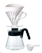 Набор для дрип-кофе HARIO VCSD-02-EX 700 мл. черный***