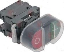 Кнопочная панель 0-1 зеленый красный 6А/250В SAMMIC