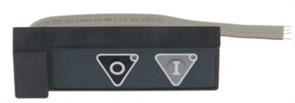 Малая кнопочная панель 0-1 с платой