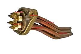 ТЭН для ELEKTRA 2500Вт 230В 3х контура отв.74мм L152мм
