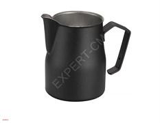 Питчер для молока MOTTA Черный с носиком Europa (0.5л)