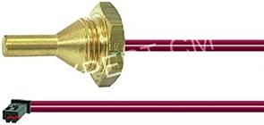 "Сенсор температуры FAEMA d10мм L22мм, кабель L12см, 1/2"""