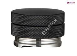 Пуш темпер (Push tamper) разравниватель рельефный черный 58 мм