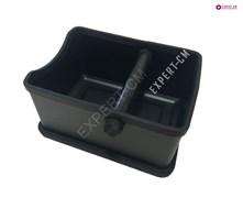 Нок-бокс (Knock Box) черный пластик 240х170х120мм