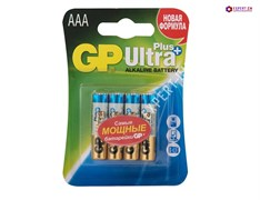 Батарейки GP Ultra Plus AAA 4 шт.