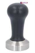 Темпер MOTTA (сталь) с дер. ручкой (черный) d49мм