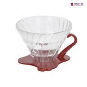 Воронка стекло Hario VDG-02R на 1-4 чашки***
