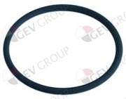Кольцо уплотнительное d50,8мм (витон 0155)