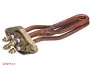 ТЭН ASTORIA CMA/WEGA 2000Вт 230В 2х контура отв.74мм L185мм