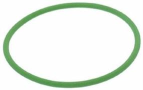 Уплотнительное кольцо 02137 зеленый витон 4701030136 FAEMA