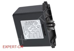Блок управления уровнем (8х полюс) RL30/1E-2C/8 230В 5А