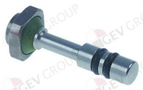Клапан подкачки впускной для FAEMA Е97 L42.5мм