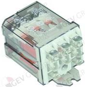 Реле силовое 60.63 10A 230В 50/60Гц, 10А