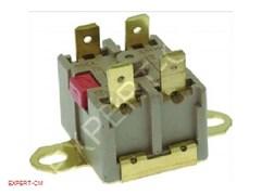 Термостат контактный 105 C, 16А 250В