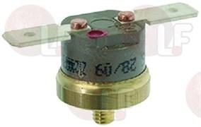 Термостат контактный 145dC, 10А 250В, М4