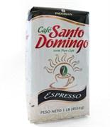 Кофе молотый Santo Domingo Espresso 453гр